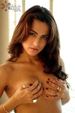 Sexy Brunette Mariana Goulart-09