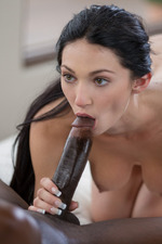 18 Years Old Tries Her First Interracial-08