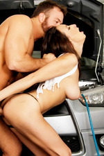 Ashley Adams In Anal Accident With Car Mechanic-04