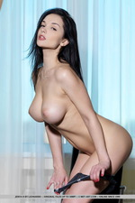 Sexy Jenya D Naked Posing-00