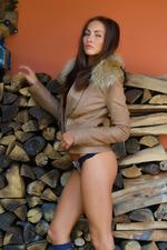Amazing Brunette Michaela Isizzu-00