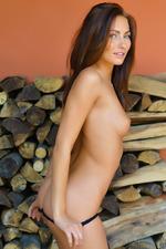 Amazing Brunette Michaela Isizzu-03
