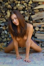 Amazing Brunette Michaela Isizzu-09
