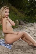 beautiful Ukrainian blonde immediately whips off her dress-07