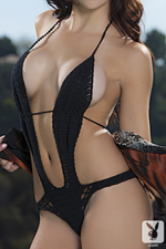 Chelsie Farah Hot Playboy Babe-01