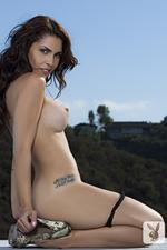 Chelsie Farah Hot Playboy Babe-14
