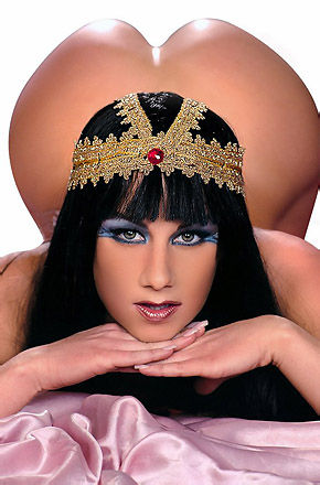 Julie Taylor As Cleopatra Gets Fucked