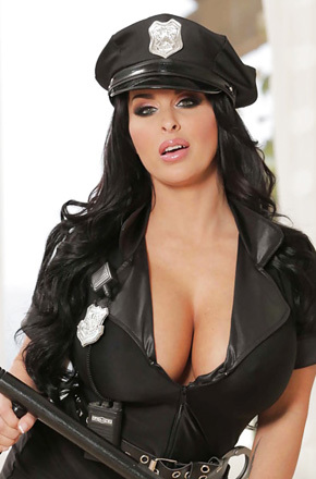 Sexy In Police Uniform