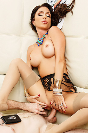 Jessica Jaymes Fucks To Get Out Of Trouble