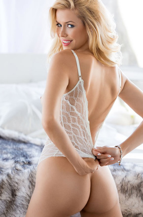 Kennedy Summers In Sexy See Through