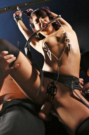 Gina Valentina Gets Drille Hard