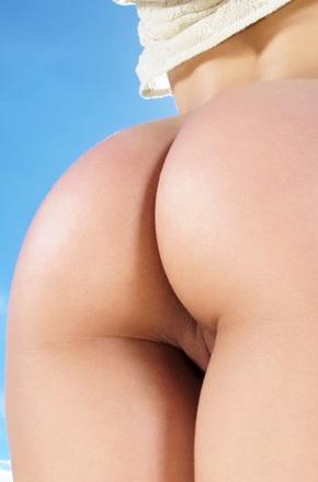 Vanessa Veracruz Stripping By The Sea