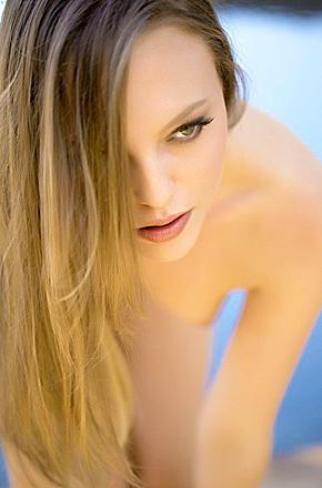 Aubrey Star In Bikini