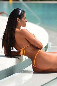 Michelle Lewin Bikini Celeb
