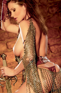 Kayla Cole The Lion Tamer In Erotic