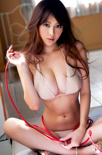 Asians Anri Sugihara Busty Beauty