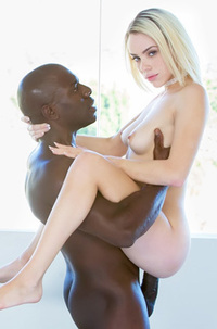 Kimberly Moss In Interracial Hc Porn