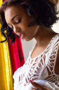 Ebony Beauty Noel Monique
