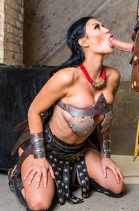 Jasmine Jae Sucking And Fucking