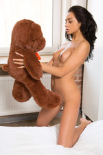 Hot Teen Inga And The Pedo Bear-04