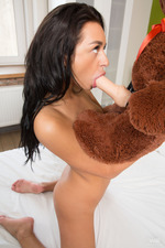 Hot Teen Inga And The Pedo Bear-10