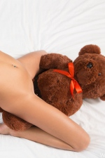 Hot Teen Inga And The Pedo Bear-14