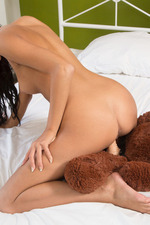 Hot Teen Inga And The Pedo Bear-16