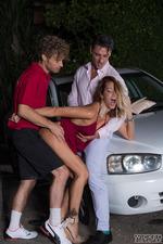 An Inconvenient Mistress, Scene 3-15