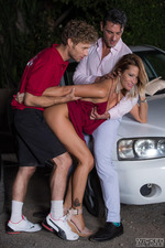An Inconvenient Mistress, Scene 3-16
